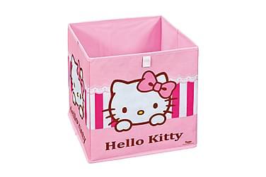 Bine Opbevaringskasse Velourenfoldelig 32 cm Sweat Pink