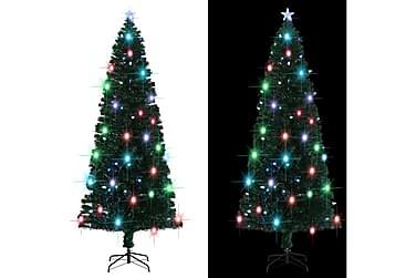 Kunstigt Juletræ Med Fod/Led 240 Cm 380 Grene