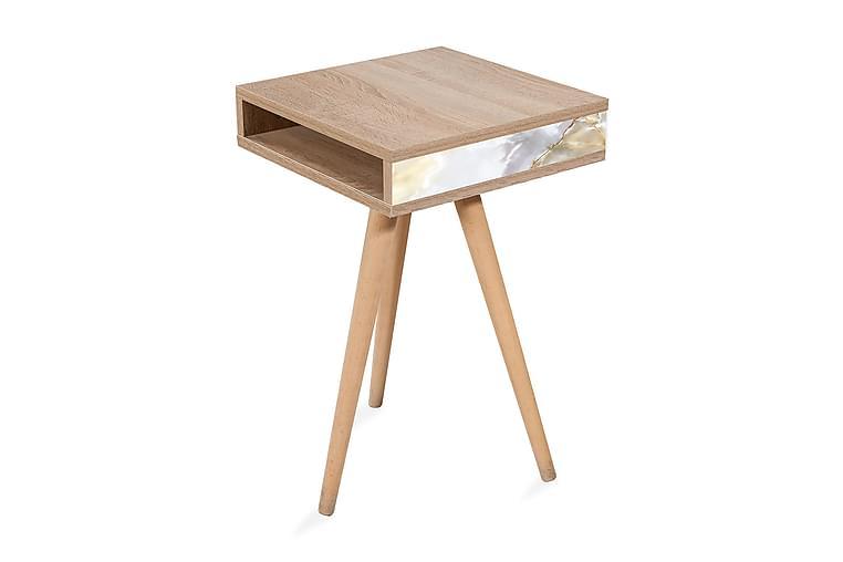 Brokind Sidebord 40 cm - Brun - Boligtilbehør - Små møbler - Bakkebord & små borde