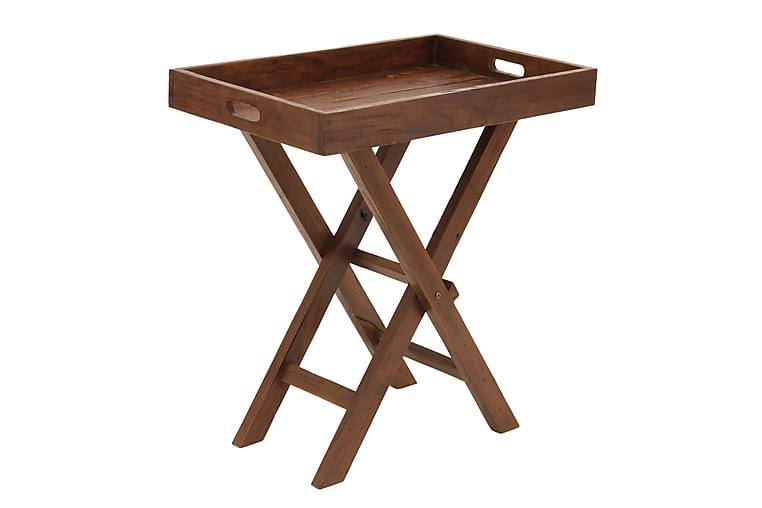 Las Vegas bakkebord 70 cm brun - AG Home - Boligtilbehør - Små møbler - Bakkebord & små borde