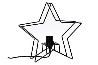 Stjerne Bordlampe