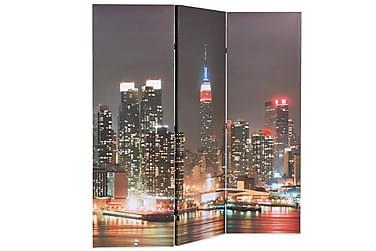Foldbar Rumdeler 120 X 170 Cm New York By Night