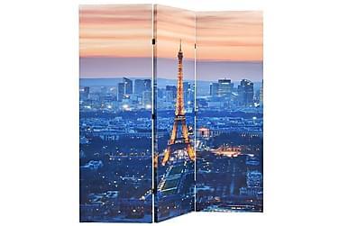 Foldbar Rumdeler 120 X 170 Cm Paris By Night