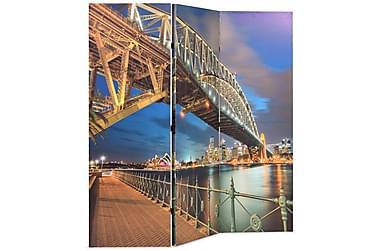 Foldbar Rumdeler 120 X 170 Cm Sydney Harbour Bridge
