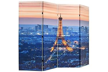 Foldbar Rumdeler 160 X 170 Cm Paris By Night