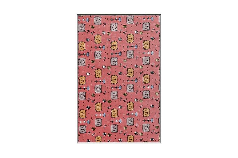 Kayahan Børnetæppe 180x280 cm - Flerfarvet - Boligtilbehør - Tæpper - Lejetæpper