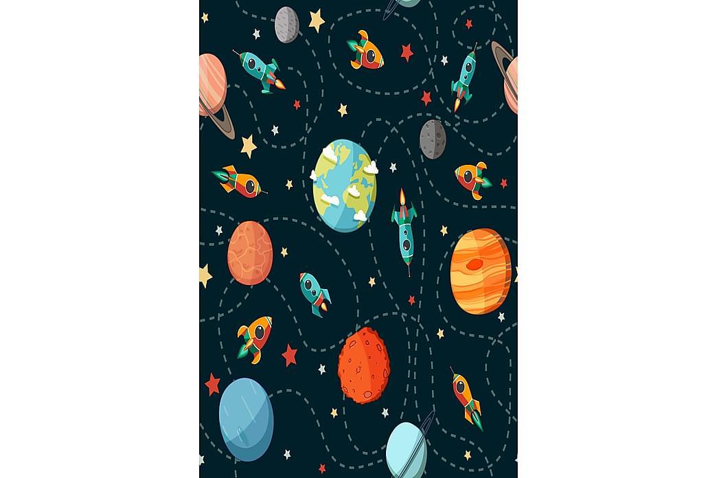 Odiham børnetæppe 80x120 cm - Flerfarvet - Boligtilbehør - Tæpper - Børnetæpper