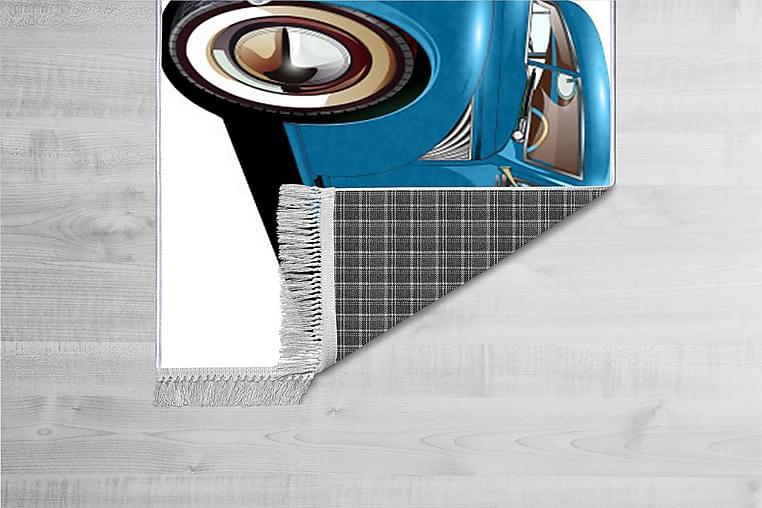 Wakene Børnetæppe 100x300 cm - Flerfarvet - Boligtilbehør - Tæpper - Lejetæpper