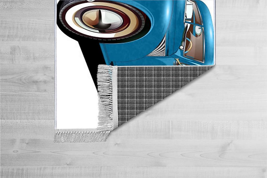 Wakene Børnetæppe 140x220 cm - Flerfarvet - Boligtilbehør - Tæpper - Børnetæpper