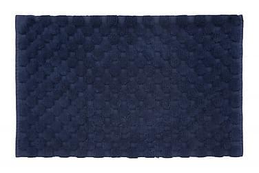 Dot Tæppe 100x60 Havsblå