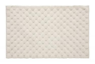 Dot Tæppe 100x60 Hvid