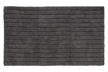 Stripe Tæppe 100x60 Askegrå