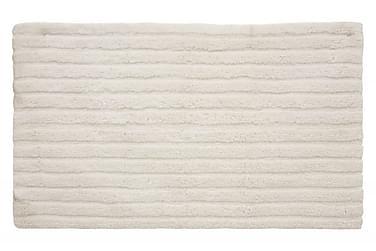 Stripe Tæppe 100x60 Hvid