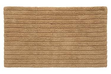 Stripe Tæppe 100x60 Kamel