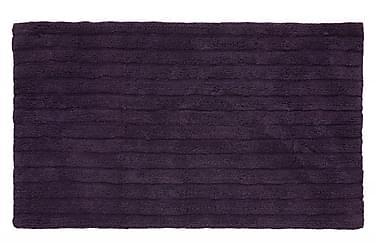 Stripe Tæppe 100x60 Lavendel