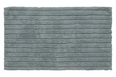 Stripe Tæppe 100x60 Søgrøn
