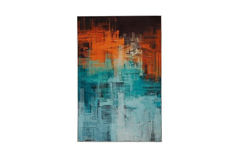 Errege Entrémåtte 80x200 cm - Flerfarvet - Boligtilbehør - Tæpper - Dørmåtter