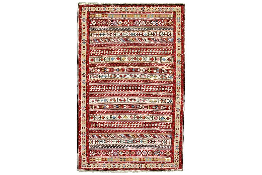 Håndknyttet persisk tæppe Varni 125x195 cm Kelim - Flerfarvet - Boligtilbehør - Tæpper - Kelimtæpper