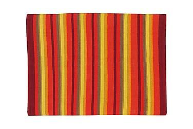 ETOL Stripe bomuldstæppe  50x80