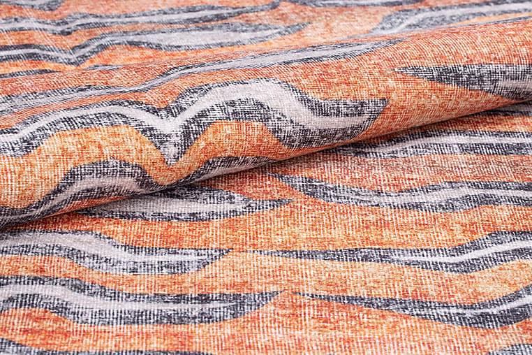 Artloop Tæppe 140x190 cm - Multifarvet - Boligtilbehør - Tæpper - Mønstrede tæpper
