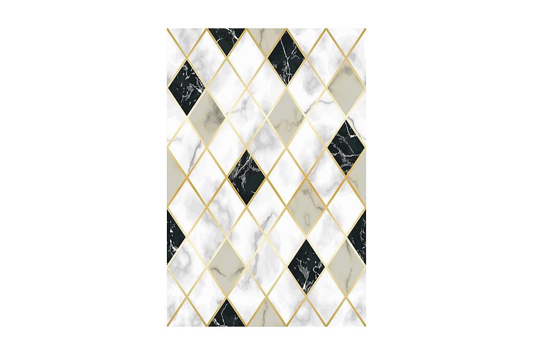 Bedriye Tæppe 100x150 cm - Flerfarvet - Boligtilbehør - Tæpper - Mønstrede tæpper