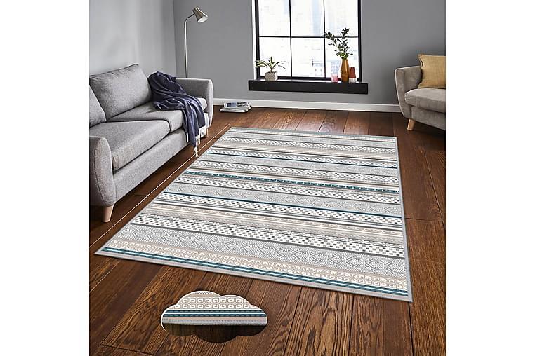 Homefesto 7 Tæppe 100x150 cm - Multifarvet - Boligtilbehør - Tæpper - Mønstrede tæpper