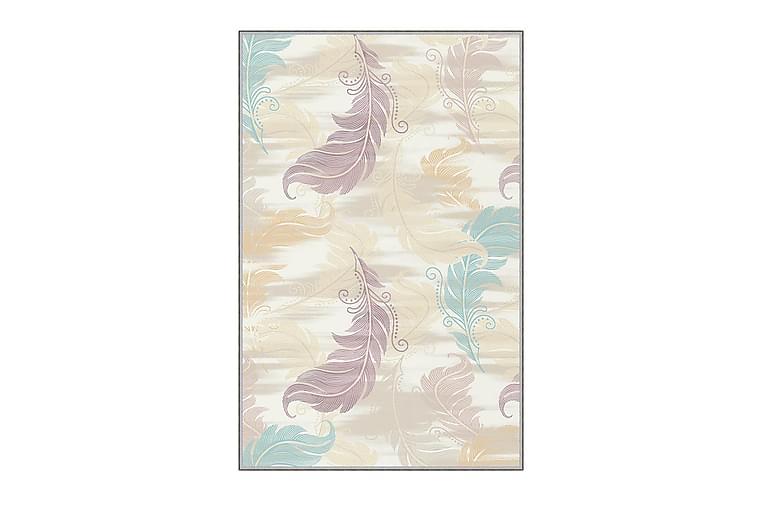 Homefesto Tæppe 100x300 cm - Multifarvet - Boligtilbehør - Tæpper - Mønstrede tæpper