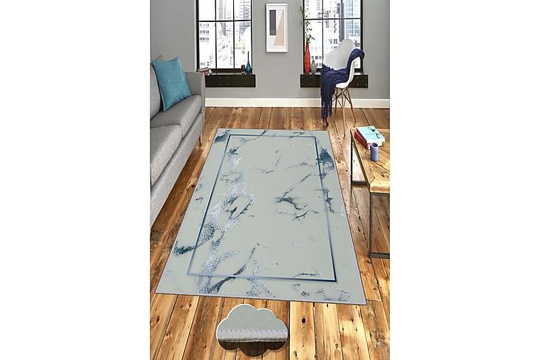 Homefesto Tæppe 140x220 cm - Multifarvet - Boligtilbehør - Tæpper - Mønstrede tæpper