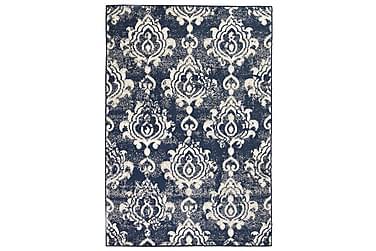 Moderne Tæppe Paisley-Design 120 X 170 Cm Beige/Blå