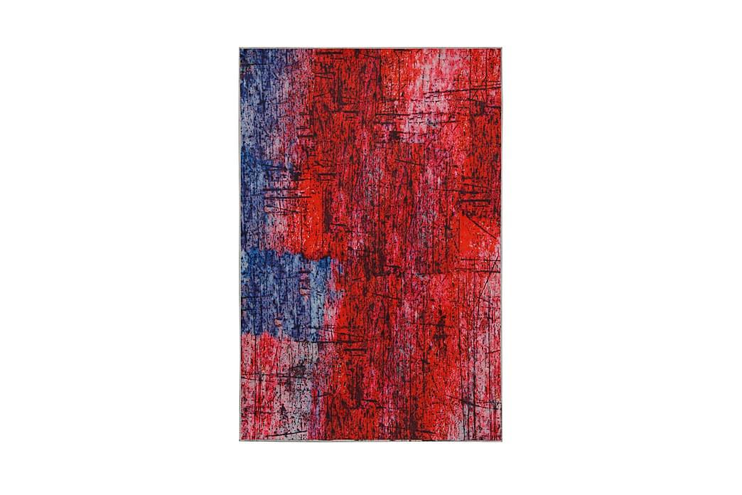 Sorbus Tæppe 100x200 cm - Flerfarvet - Boligtilbehør - Tæpper - Mønstrede tæpper