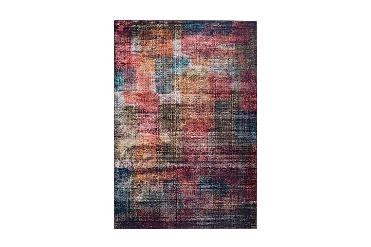 Wentgrave Lyt Tæppe 120x180 cm Flerfarvet - D-Sign - Boligtilbehør - Tæpper - Mønstrede tæpper