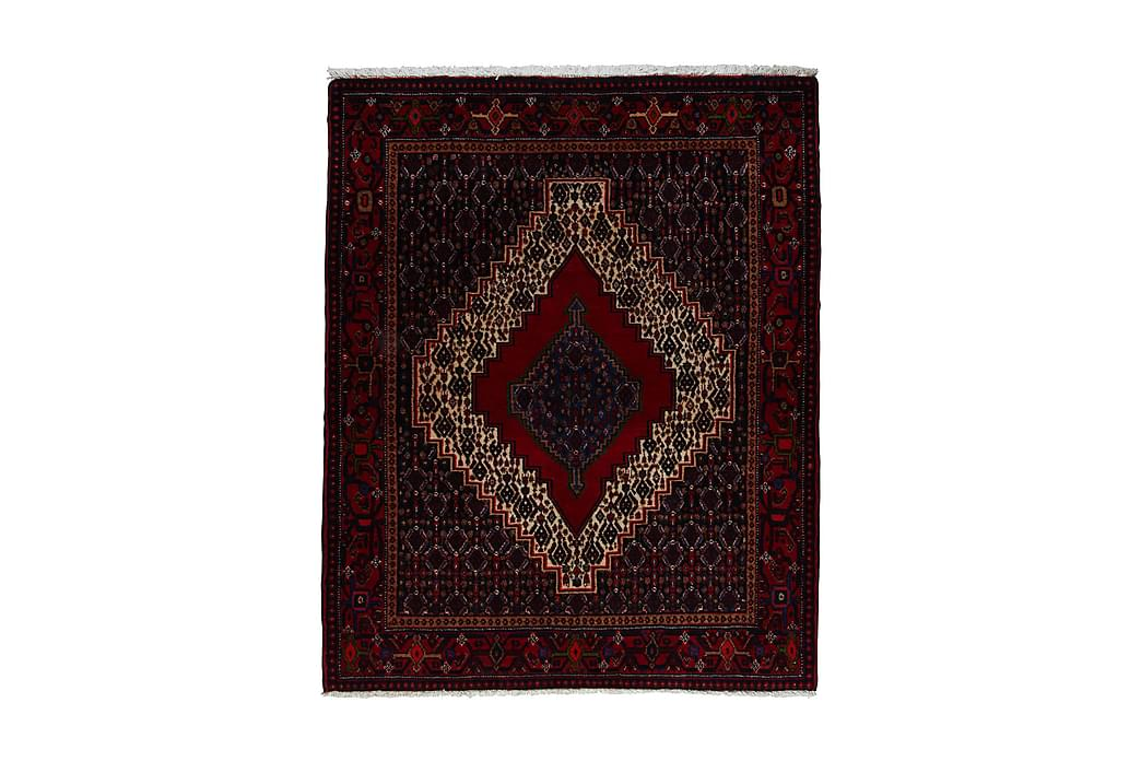 Håndknyttet Persisk tæppe 105x195 cm Kelim - Rød / Beige - Boligtilbehør - Tæpper - Orientalske tæpper