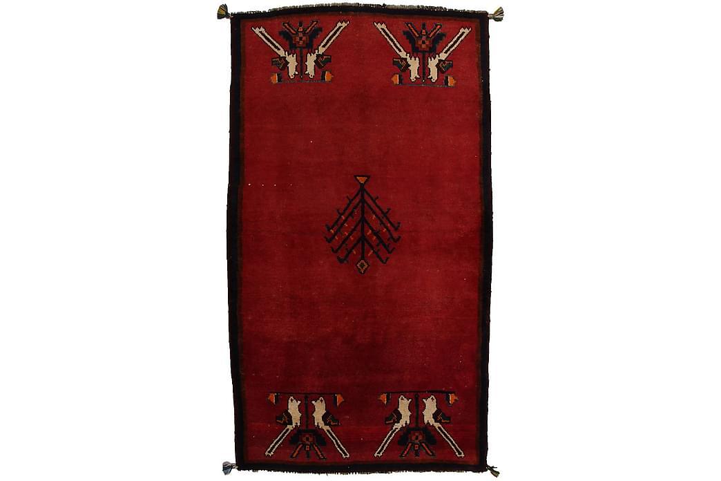 Håndknyttet Persisk Uldtæppe 150x246 cm Kelim - Rød - Boligtilbehør - Tæpper - Orientalske tæpper
