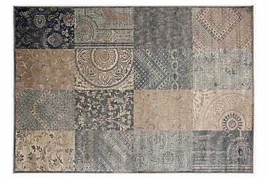 Dalmin tæppe kunstsilke 160x230
