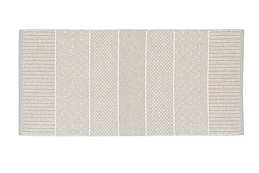 Alice Måtte Mix 70x300 PVC/Bomuld/Polyester Sand