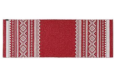 Björn Plastiktæppe 150x200 Vendbar PVC Rød