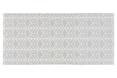 Deco Plastiktæppe 70x300 Vendbar PVC grå