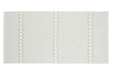 Elin Plastiktæppe 70x150 Vendbar PVC-oliven