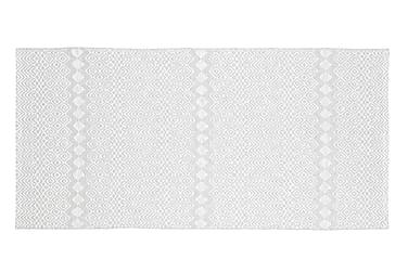 Elin Plastiktæppe 70x350 Vendbar PVC grå