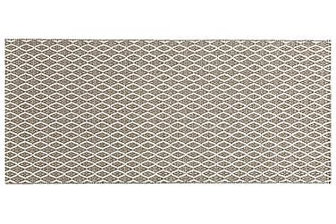 Eye Plastiktæppe  150x200 Vendbar PVC Beige