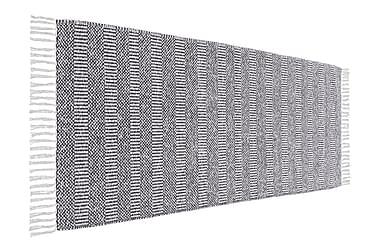 Maja Tæppe Mix 70x300 PVC / bomuld / polyester grå
