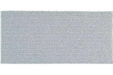 Ola Plastiktæppe  70x150 Vendbar PVC Blå