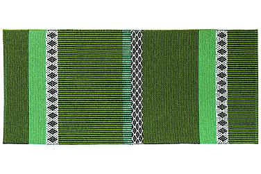 Savanne plastiktæppe 70x150 Vendbar PVC Grøn