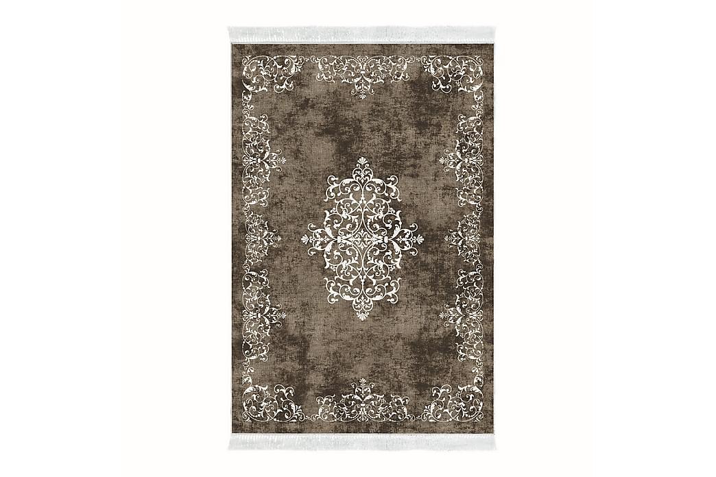 Alanur Home Tæppe 80x200 cm - Brun - Boligtilbehør - Tæpper - Små tæpper