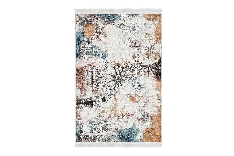 Alanur Home Tæppe 80x300 cm - Multifarvet - Boligtilbehør - Tæpper - Små tæpper