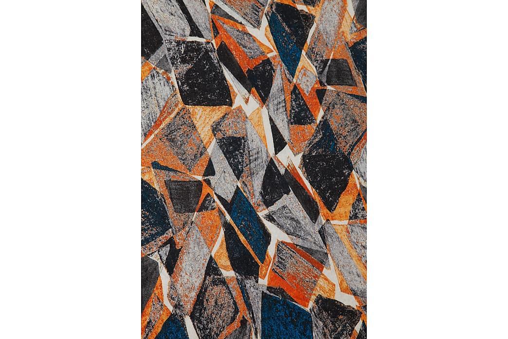 Barrim Tæppe 80x120 cm - Flerfarvet - Boligtilbehør - Tæpper - Små tæpper