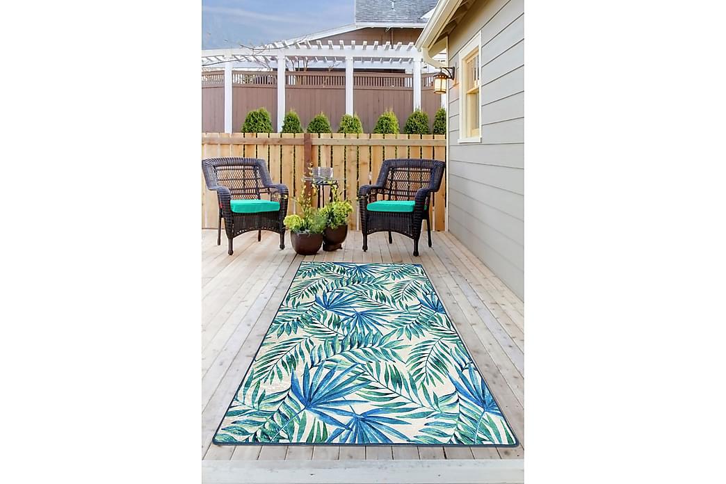 Chilai Tæppe 80x300 cm - Multifarvet - Boligtilbehør - Tæpper - Små tæpper