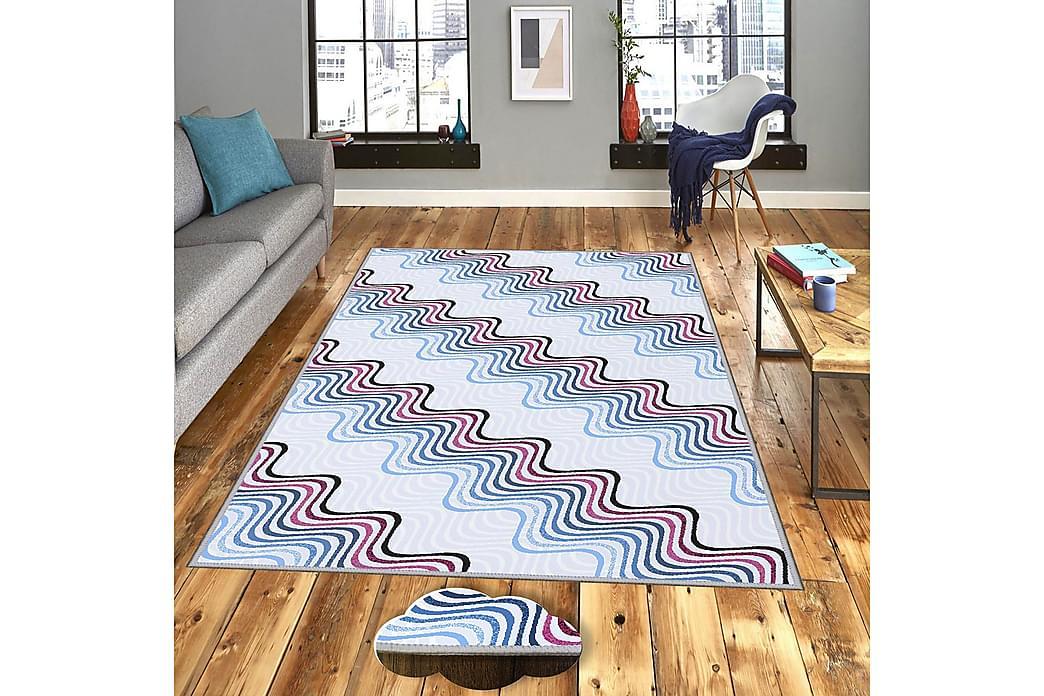 Homefesto 7 Tæppe 80x120 cm - Multifarvet - Boligtilbehør - Tæpper - Små tæpper