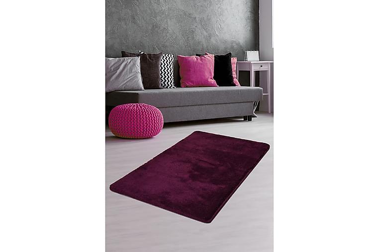Vigentino Tæppe 80x140 cm - Damson/Akryl - Boligtilbehør - Tæpper - Små tæpper