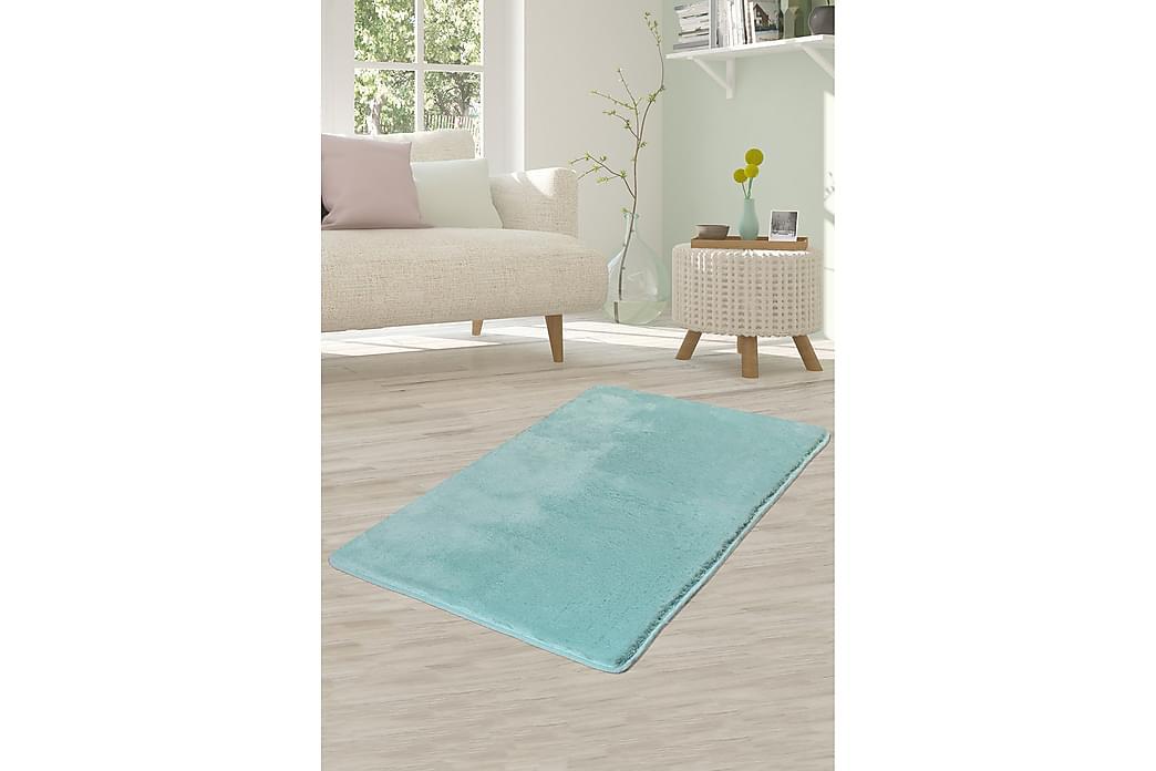 Vigentino Tæppe 80x140 cm - Mint/Akryl - Boligtilbehør - Tæpper - Små tæpper